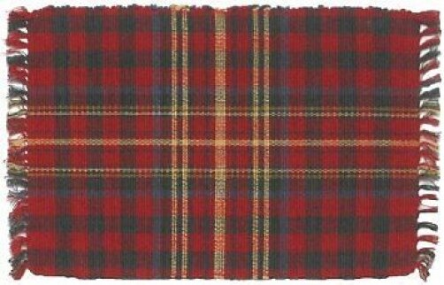 Lodge 100% Cotton 18 Placemat (Set of 6) by Traders and Company